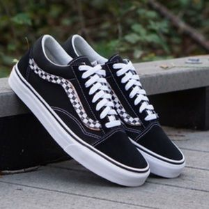 Vans Old Skool Skate Shoes Sidestripe